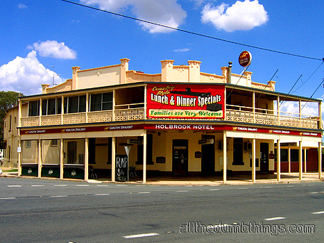 The Holbrook Hotel