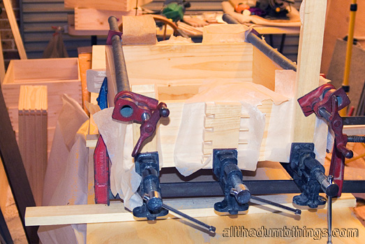 if only I had more clamps