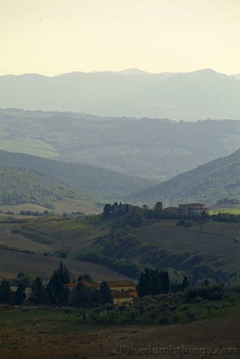 Tuscan afternoon=